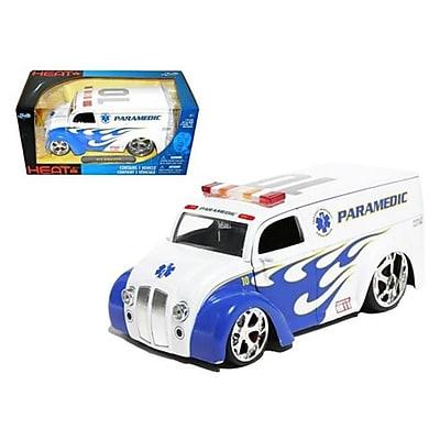 Jada Div Cruiser Bus Paramedics Ambulance 1-24