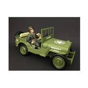 American Diorama 1 By 18 Scale Us Army Wwii Figure Iii (Dtdp2953)