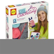Alex Brands Craft Cool Crocheting Kit (Alxb203)