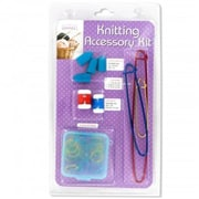 Kole Imports Knitting Accessory Kit, 24 Piece (Kolim84158)