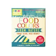 Color Kitchen Food Coloring Bright Blue - 5 Packets Per Box (Fntr09617)