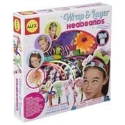Alex Brands Craft Wrap & Layer Headbands(ALXB056)