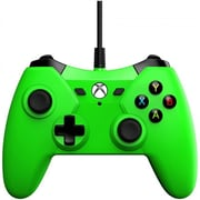 Power A 3.5 Mm Xbox One Wired Controller, Green (Innx1809)