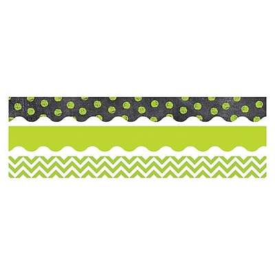 Creative Teaching Press CTP8926, Lots-O-Lime Matching Border Pack