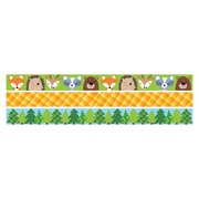 Creative Teaching Press CTP8931, Woodland Friends Matching Border Pack