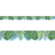 Creative Teaching Press CTP8336, Safari Friends Jumbo Leaves Border