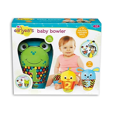 Epoch/International Playting, Baby Bowler Age 9-36 Months (INPE00387)