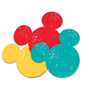 Eureka Mickey Mouse® Paper Cut Outs, Pack of 36 (EU-841008)