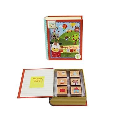 Eureka, Storytelling Blocks, 1 book with 6 blocks (EU-BSB211523)