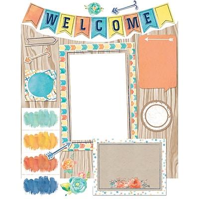Eureka Confetti Splash Welcome BB Set, 34 pieces/set (EU847627)