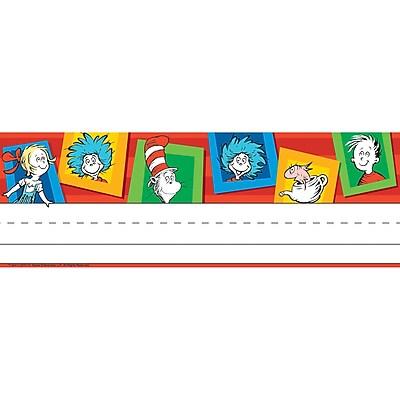 Eureka Dr. Seuss™ Standard Tented Name Plates, 6 Packs, 36/Pack (EU-833002)