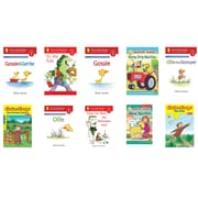 Houghton Mifflin Buckle Up Getting Ready to Read Level 1, Set of 10 Books (9780544593572)