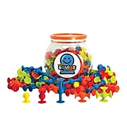 Fat Brain Toy Co. Mini Squigz, 75/pack (FBT107)