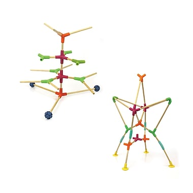 Fat Brain Toys® Joinks, Assorted, 76/Pack (FBT101)