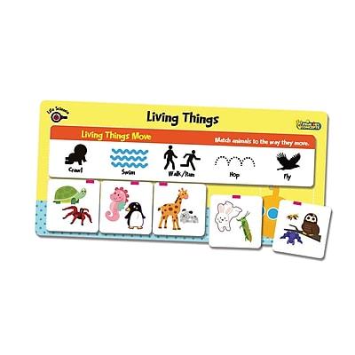 FlipChex Science, Living Things, Gr. PreK-2 (PC-4304) 23999713