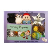 """The Puppet Company, Traditional Story Sets Nursery Rhymes, 13.5"""" x 9.5"""", 7/set (PUC007905)"""