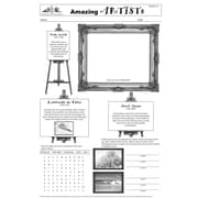 Amazing Artists Poster Papers, 30/pack