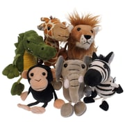 The Puppet Company African Animals Finger Puppets (PUC002020)