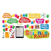 Scholastic Science Rules BB Set, 36/set (SC-581920)