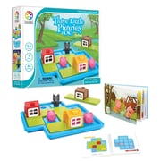 Smart Toys and Games, Three Little Piggies Deluxe, Big Puzzle Pieces (SG-023US)