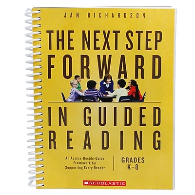 The Next Step Forward in Guided Reading, K-8 (SC-816111)