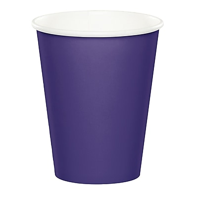 Celebrations Purple Cups 8 pk (563268) 24008345