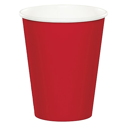 Celebrations Classic Red Cups 8 pk (563548) 24008411