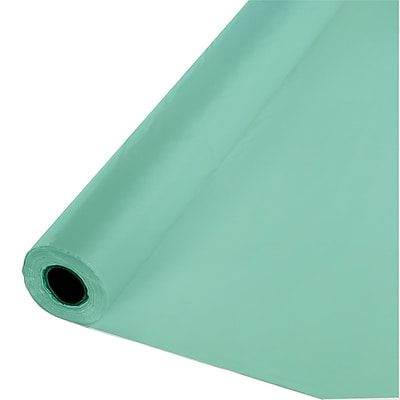 Touch of Color Fresh Mint Green Banquet Roll (318904)
