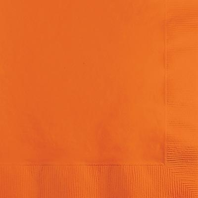 Celebrations Sunkissed Orange Napkins 20 pk (523282)