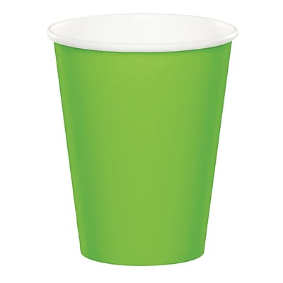 Celebrations Fresh Lime Green Cups 8 pk (563123) 24008059
