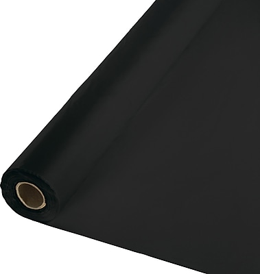 Touch of Color Black Banquet Roll (763260B)