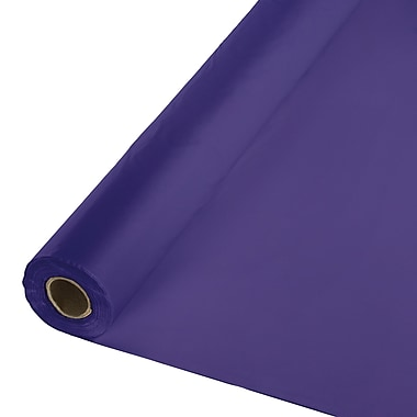 Touch of Color Purple Banquet Roll (763268B)