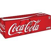 Coca-Cola Original Cola, 12 oz., 24/Carton (00049000028904)
