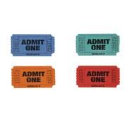 Creative Converting Raffle Tickets 4 ct (132500)