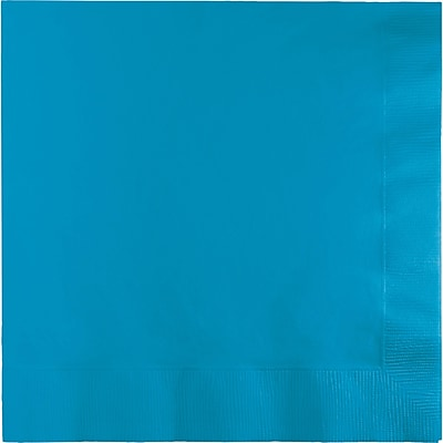 Touch of Color Turquoise Blue Napkins 3 ply 50 pk (583131B)