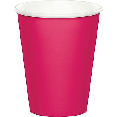 Celebrations Hot Magenta Pink Cups 8 pk (563277) 24008591