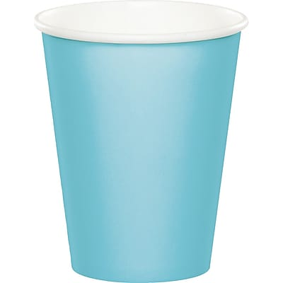 Celebrations Pastel Blue Cups 8 pk (563279) 24008558