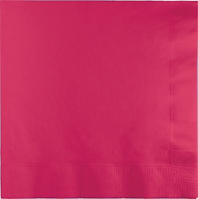 Celebrations Hot Magenta Pink Beverage Napkins 20 pk (573277)
