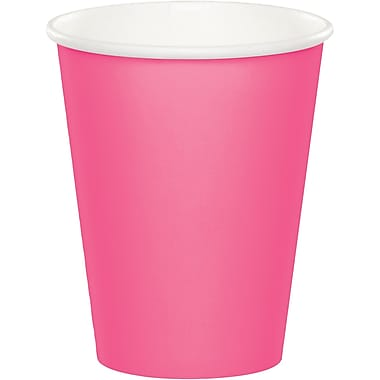 Celebrations Candy Pink Cups 8 pk (563042)