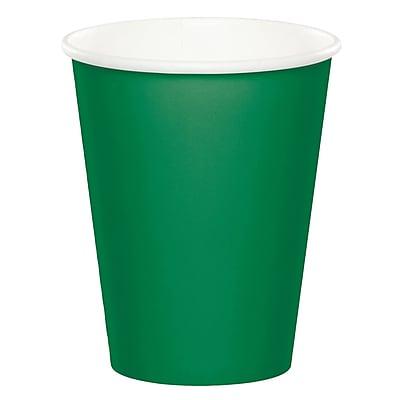 Celebrations Emerald Green Cups 8 pk (563261) 24008364