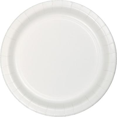 Celebrations White Paper Plates 8 pk (553272)
