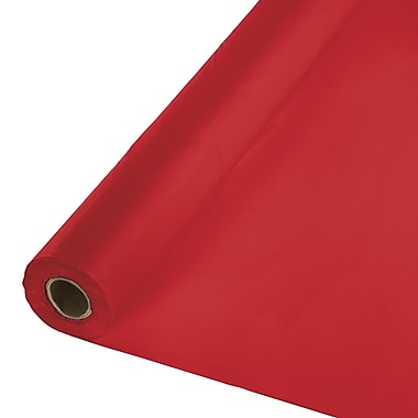 Touch of Color Classic Red Banquet Roll (783548)