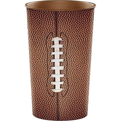 Creative Converting Football 22 oz Plastic Cup (102249) 24008434