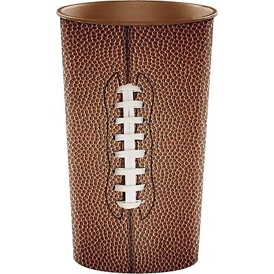 Creative Converting Football 22 oz Plastic Cup (102249) 24008434