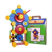 Superstructs Wacky Machines, 175 pieces, Assorted (WAB0701)