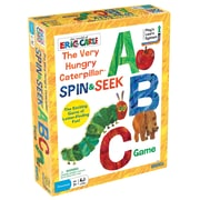 University Games The Very Hungry Caterpillar™ Spin & Seek ABC Game (UG-01249)