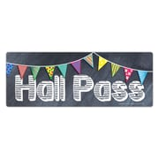 Top Notch Teacher Products Chalkboard Pass Hall Pass (TOP5302)