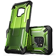 i-Blason SUPCASE Unicorn Beetle Hybrid Frost Clear/Green Case for Galaxy S9 (S-G-S9-UB-FT/GN)