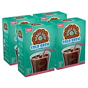The Original Donut Shop Cold Brew Filter Packs Coffee, Medium Roast (5000202172)