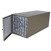 """Adir 38"""" Stackable Steel Roll File 36 Tubes (630)"""